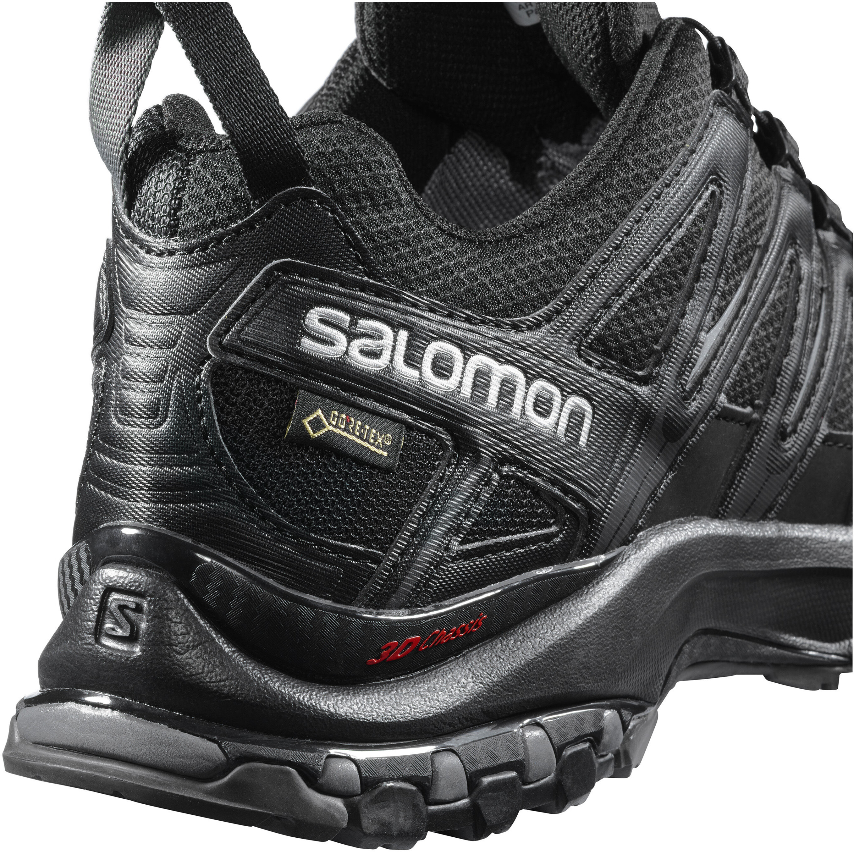 huge selection of 44761 a8877 Salomon XA Pro 3D GTX Löparskor Herr grå svart
